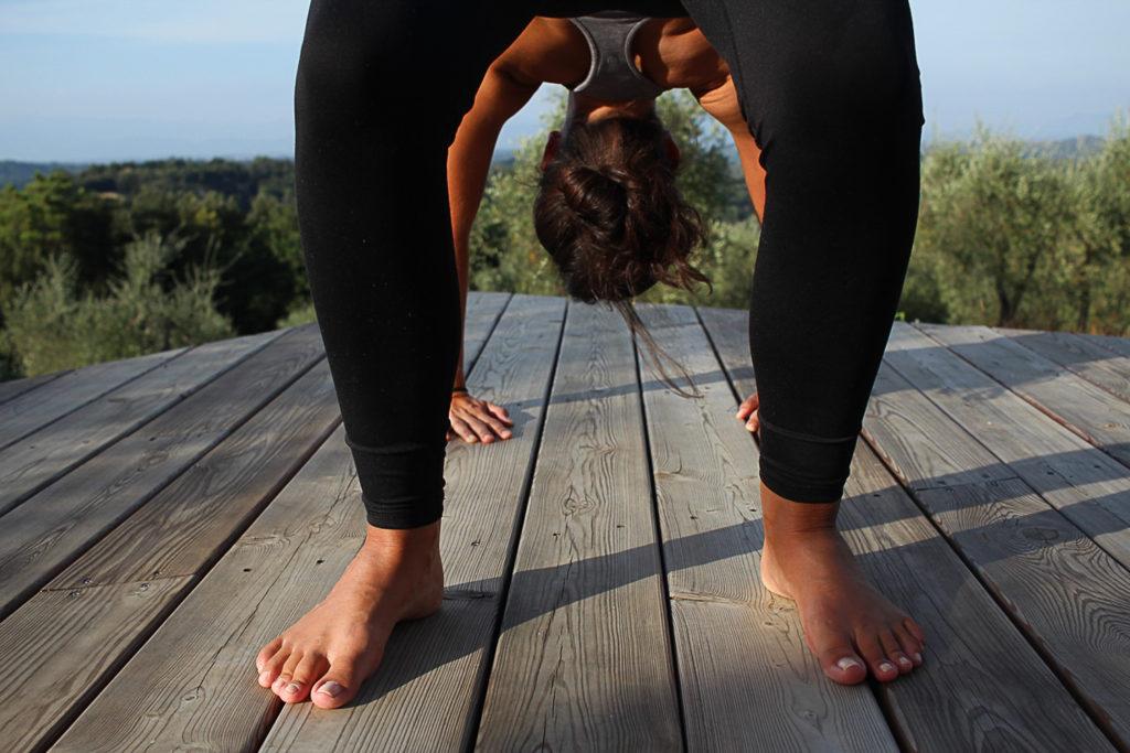 giulia rizzi yoga